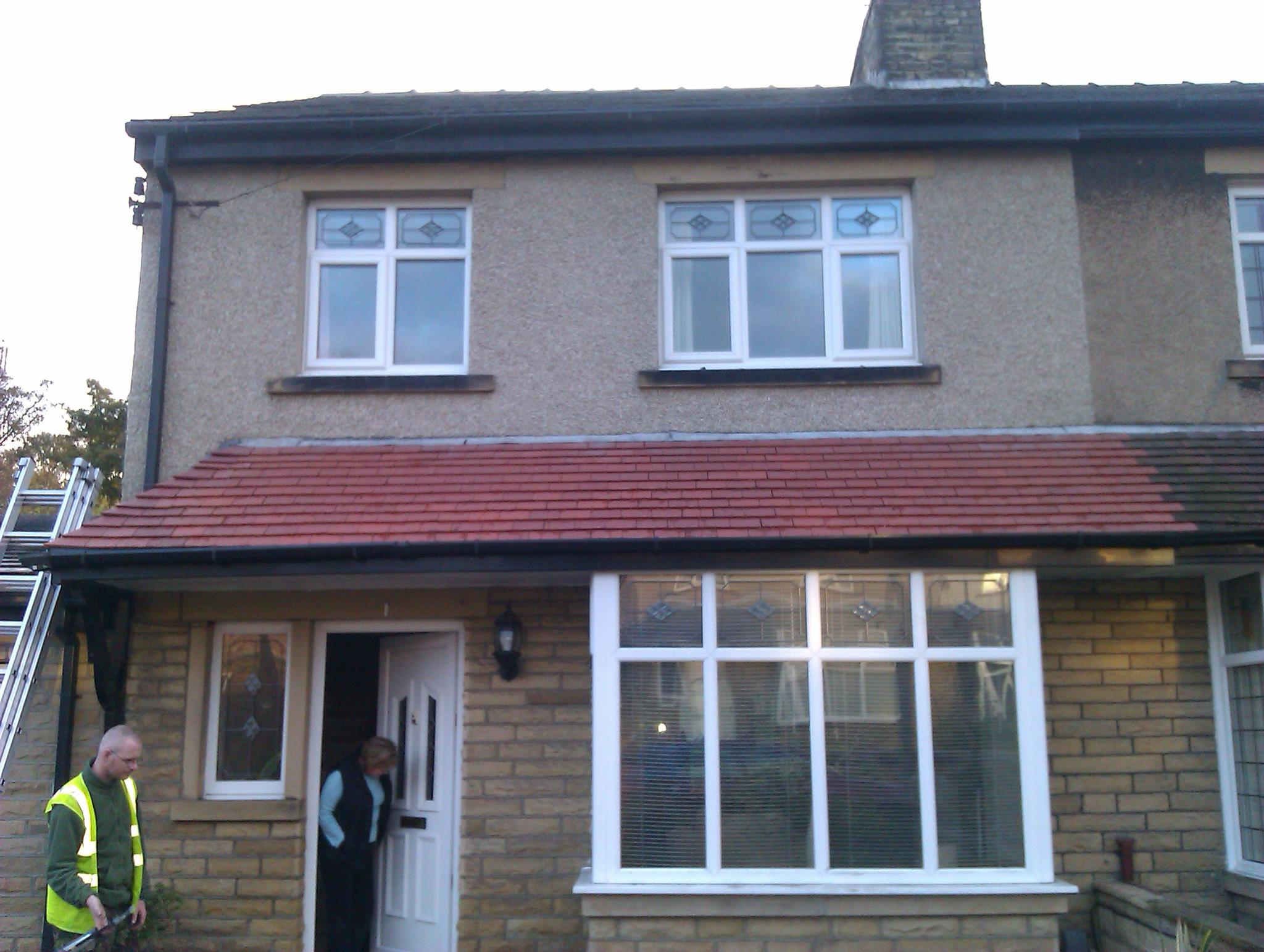New Tile Roof Huddersfield