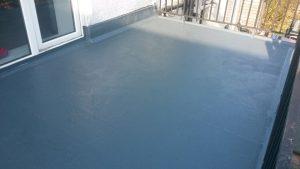 Portfolio - GRP Fiberglass Polyurethane Flat Roof