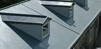 Dormer Roofing - GRP Fiberglass Polyurethane