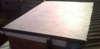 Dormer Roofing - Rubber