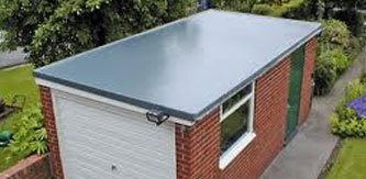Flat Roofing - GRP Fiberglass Polyurethane