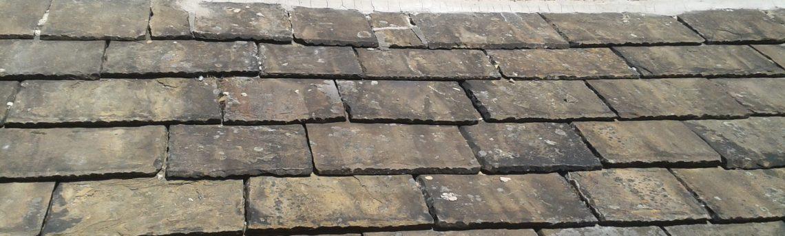 Stone Roof Repairs, Watercroft, Huddersfield