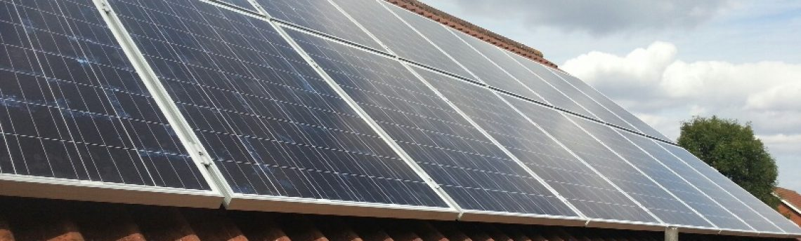 Optimisation Solar Panel Install, Grimsby
