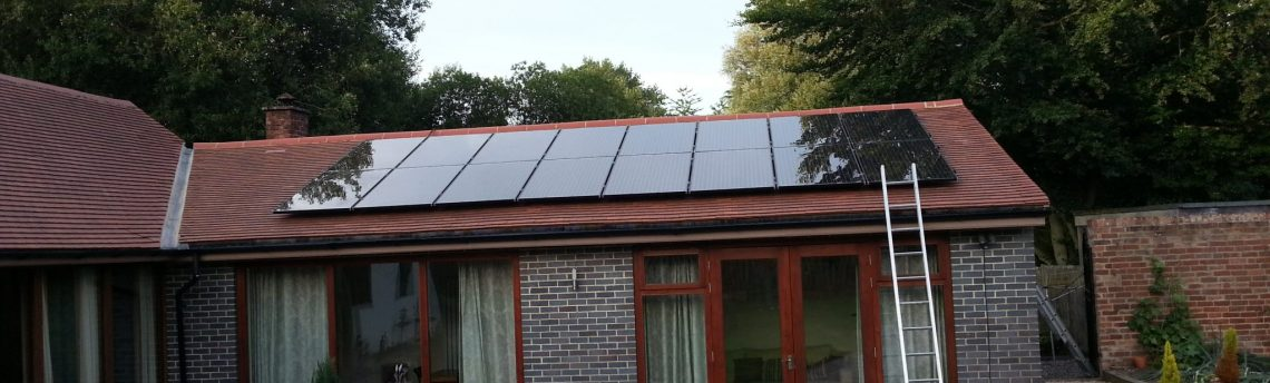 Solar Panel Install, Leicester