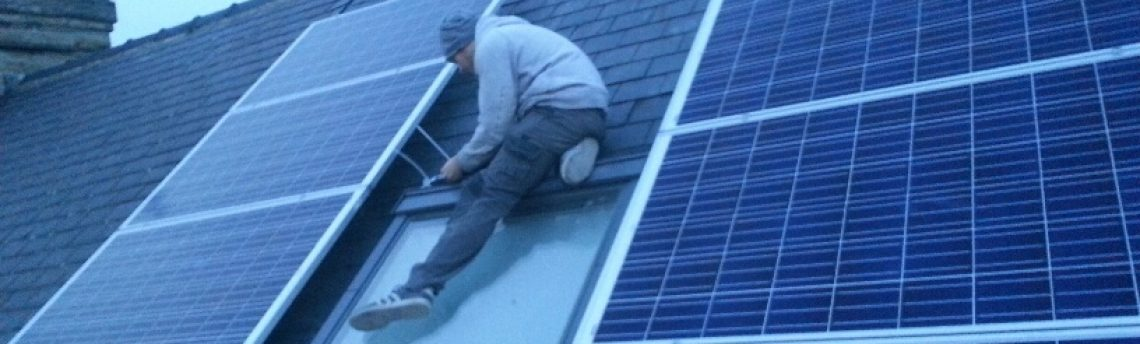 Solar Panel Preparation & Installation, Barnsley