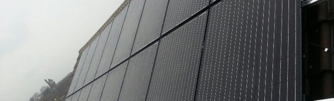Solar Panel Install, Leeds