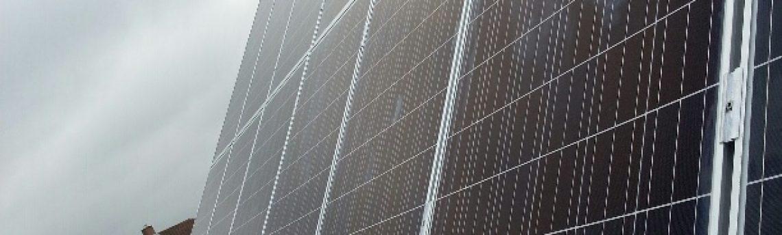 Solar Panel Installation, Morpeth