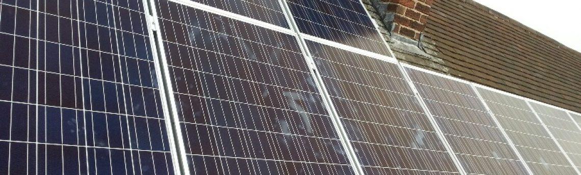 Solar Panel Install, Wakefield