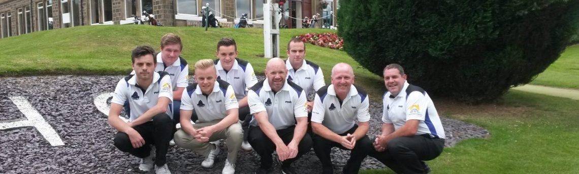 Crosland Heath Golf Club PGA Scratch Team Sponsorship