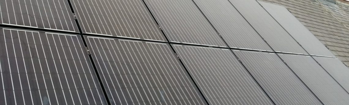 Solar Panel Install, Newcastle-Upon-Tyne