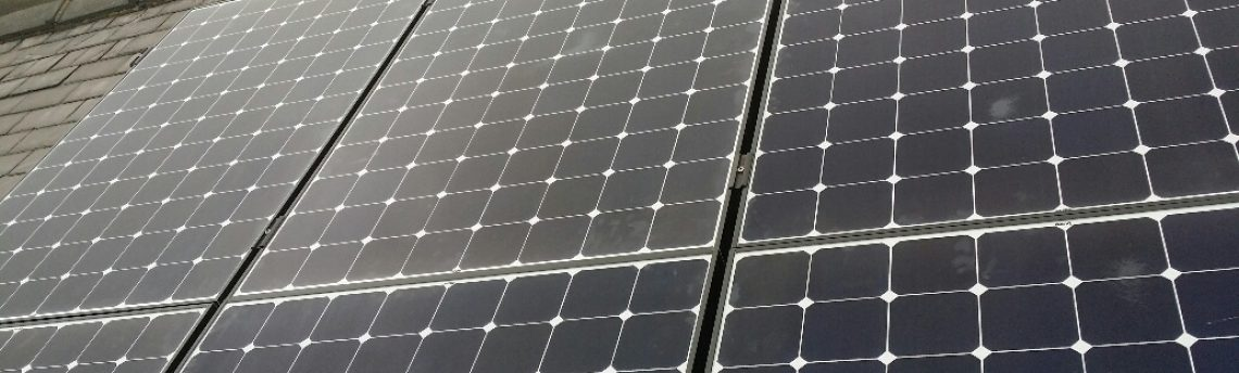 Solar Panel Install, Scarborough