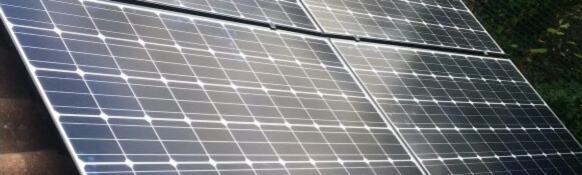Enphase Solar Panels, Goole