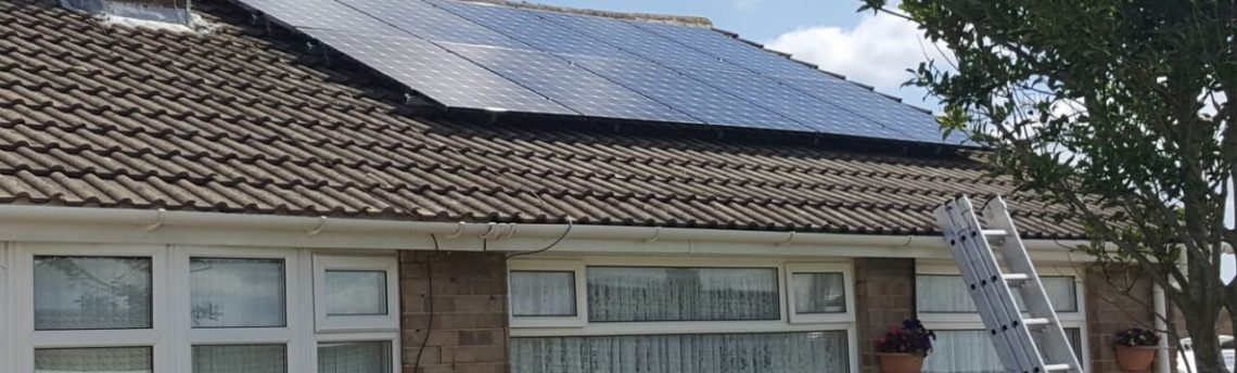 Solar Panels, Scarborough