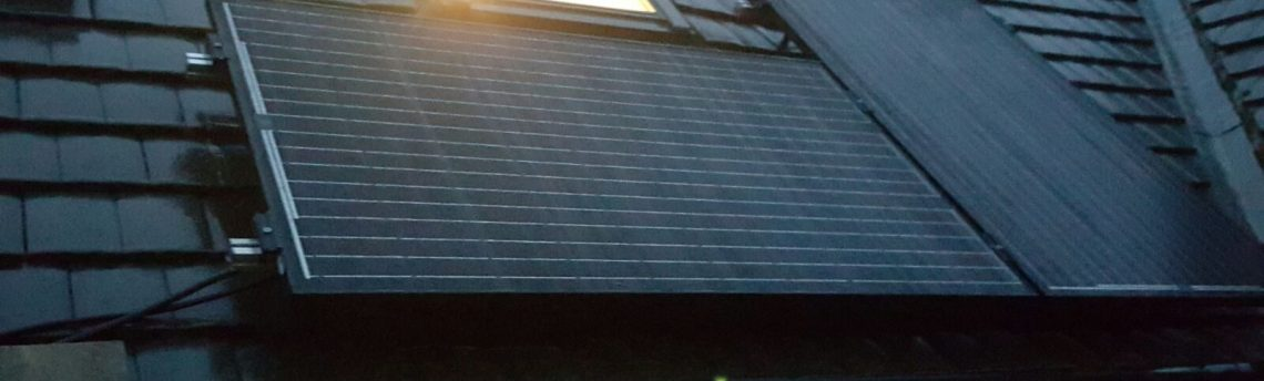 Solar Panel Install, Skelmanthorpe