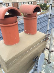 Portfolio - Chimney Repair