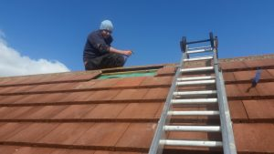 Portfolio - Pitched Roof Installation
