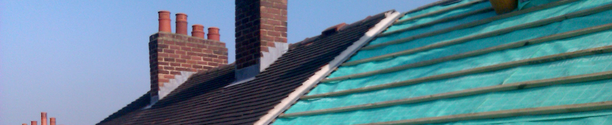 Pitched Roof Header