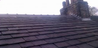 Pitched Roofs - Stone Roofs