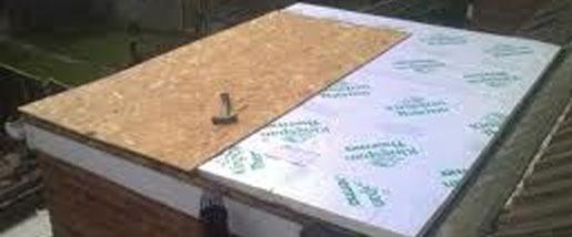Dormer Roof Insulation