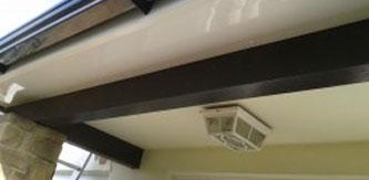 Roofline - Cladding